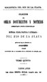 Colección de obras, documentos y noticias inéditas o pocos conocidas - A. Lamas (tomo 5).pdf