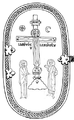 Colobium in einer Darstellung des Gekreuzigten.png