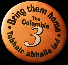 Colombians is three