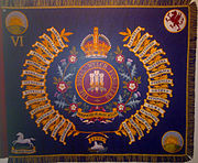 Colour of the Royal Welch Fusiliers