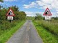 Columbcille Road - geograph.org.uk - 2483635.jpg