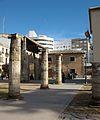 Columnes de l'antic hospital, València.JPG
