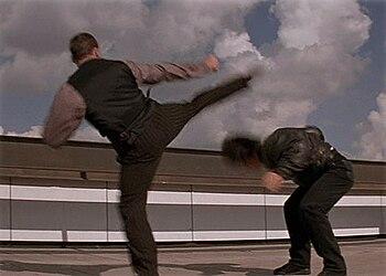 Fight Scene Example 2