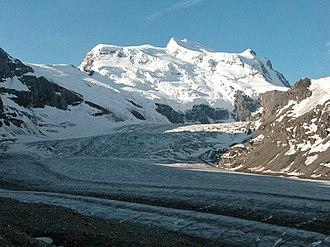 Combin de Valsorey - Combin de Valsorey (right peak)