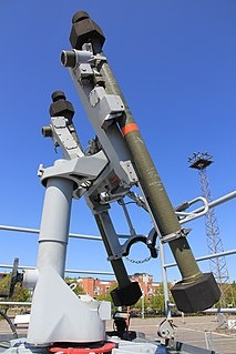 Mistral (missile) Manportable surface-to-air missile