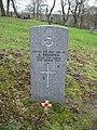 Commonwealth War Grave in Jarrow Cemetery (WW1-06) - geograph.org.uk - 1603368.jpg