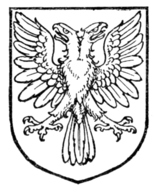 Fig. 455.—Double-headed eagle displayed.