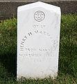 Confederate Monument - Henry Marmaduke grave - Arlington National Cemetery - 2011.JPG