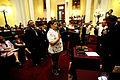 Congresista juramentó a cámara de Comercio de Lima norte (6925883851).jpg