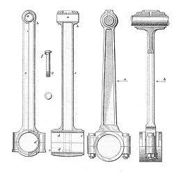 Connecting rods (Army Service Corps Training, Mechanical Transport, 1911).jpg