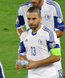 Constantinos Makrides Cypriot footballer