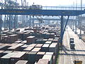 Containers in Port of Haifa.jpg