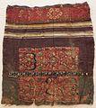 Coptic textile fragment, 4th or 5th century, Lowe Art Museum.JPG