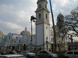 La catedral de Córdoba, Veracruz