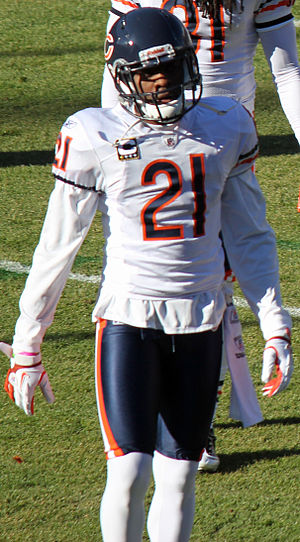 Corey Graham - Graham with the Chicago Bears in 2011
