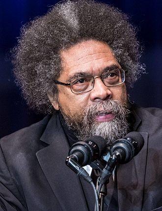 Cornel West - West in 2016