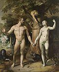 Cornelis van Haarlem - De zondeval.jpg