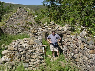 Corriechatachan - Corriechatachan ruins ground level