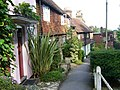 Cottages on Shepherd's Hill in Haslemere - geograph.org.uk - 962723.jpg