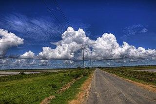 Pomeroon-Supenaam Region of Guyana