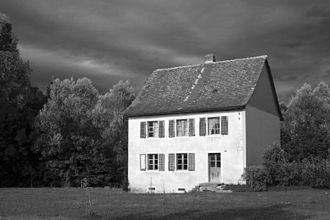 Courrendlin - Old home in Courrendlin