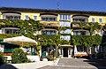 Courtyard of Kirchbaur Hof, Bittenbrun, Bavaria, Germany. - panoramio.jpg