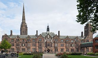 Coventry City Council - Image: Coventry Council House