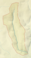 Cowsic River map.png
