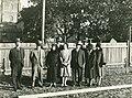 Crescent Parklet, tree planting 1931 (5557266594).jpg