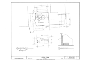 Crews Farm, Macclenny, Baker County, FL HABS FL-398 (sheet 10 of 24).png