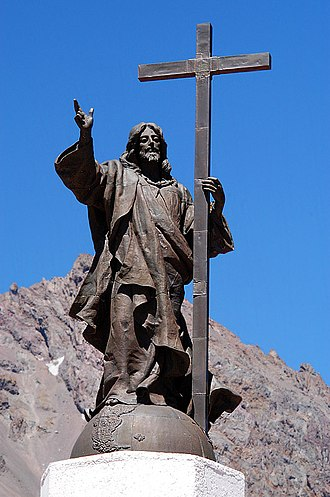 Christ the Redeemer of the Andes - Christ the Redeemer of the Andes