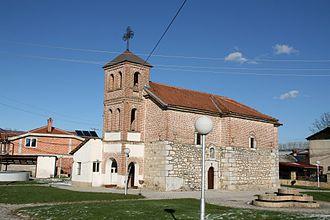 Misleševo - Church St. John the Baptist in Misleševo