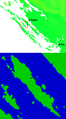 Croatia North Dalmatia Iz area blank.png