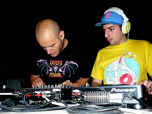 Crookers - Crookers in 2008