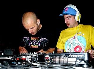 Crookers Italian electronica duo