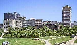 English: Crown Center (general view), Kansas C...