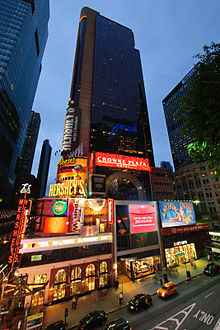 Crowne Plaza Nyc Times Square Restaurants