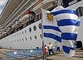Crucero en el Puerto de Montevideo - panoramio.jpg