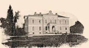 Ciumești - Dégenfeld Castle