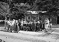 Csoportkép, 1943 Farkasgyepű. Fortepan 72377.jpg