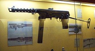 FNAB-43 - The FNAB-43 on display