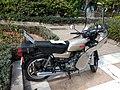 Cuerpo Nacional de Policía (España), motocicleta Sanglas 400, Policía Armada, DGP-Y4244 (44947993931).jpg