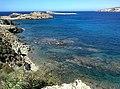 Cyclades Mykonos Agios Sostis Hotel Plage 23062013 - panoramio.jpg
