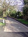 Cycle path - geograph.org.uk - 339422.jpg