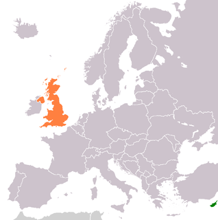 Cyprus–United Kingdom relations Diplomatic relations between the Republic of Cyprus and the United Kingdom of Great Britain and Northern Ireland