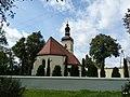 Czeszewo, Powiat wągrowiecki, Polska , widok kościoła św. Andrzeja - panoramio (1).jpg