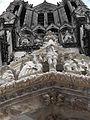 Détails de la façade de la Cathédrale de Reims (Marne) 06.JPG