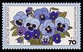 DBP 1976 907 Wohlfahrt Gartenblumen Stiefmütterchen.jpg