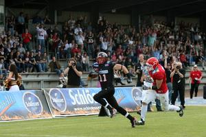 Düsseldorf Panther - Düsseldorf Panther game, 2008.