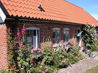 Kivik - A classic Kivik cottage